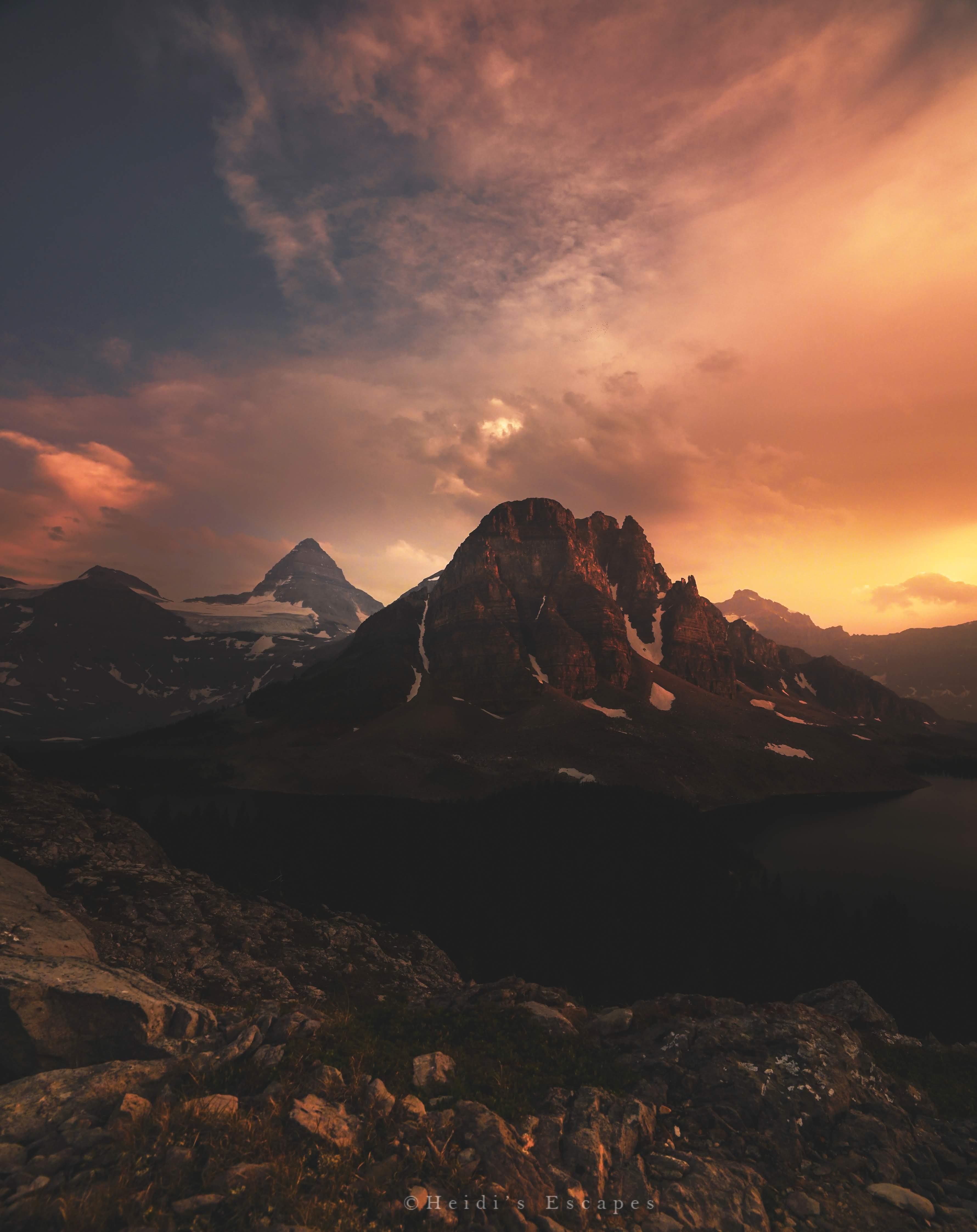 Mount Assiniboine National Park