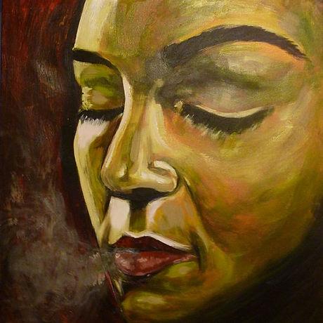 Brandon Bailey, african american (portrait) artist based in Washington DC.