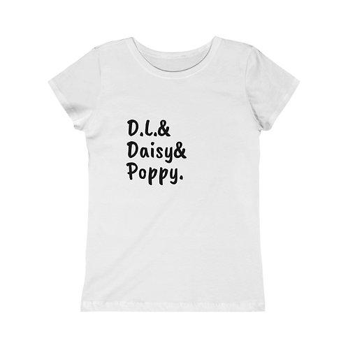 Sibling Names shirt