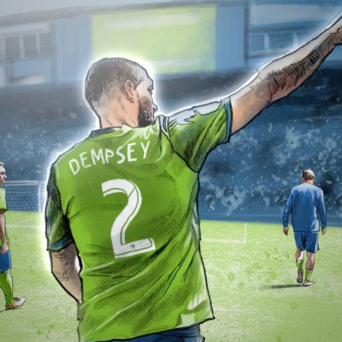 Clint Dempsey Tribute