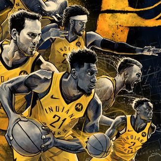 Pacers Game of Thrones
