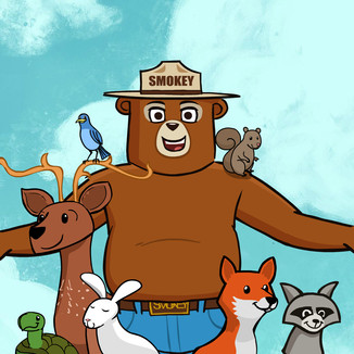 The Smokey Bear Song