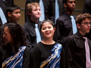 Cantabile Singers rank highly in recent SF Bay Area NATS Competition   March 2021
