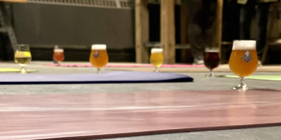 Yoga & A Pint