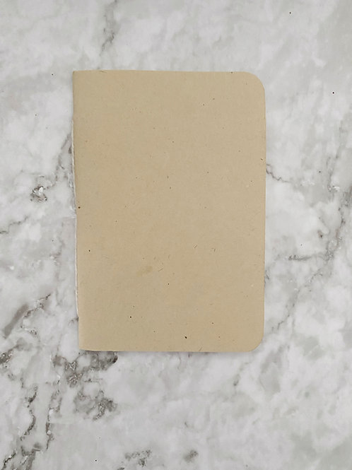 Handmade Gratitude Journal