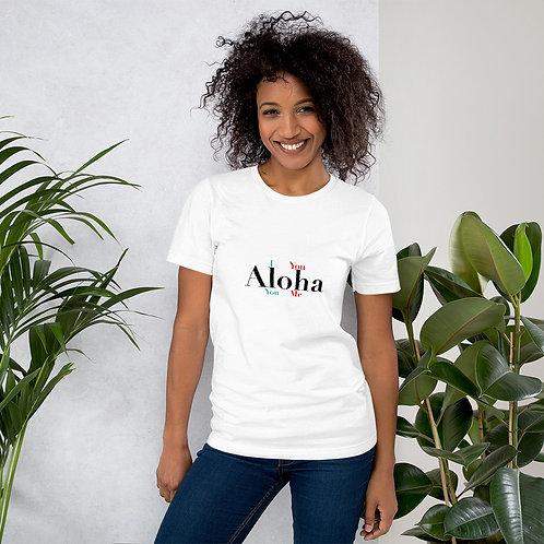 I Aloha You- Short-Sleeve Unisex T-Shirt