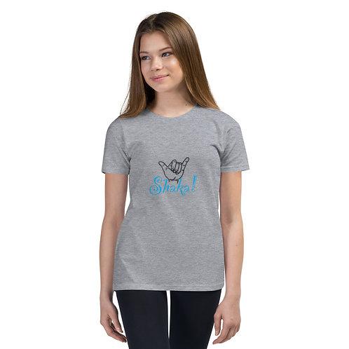 Shaka- Youth Short Sleeve T-Shirt