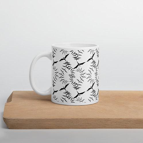 `Iwa Fern Pattern- Mug