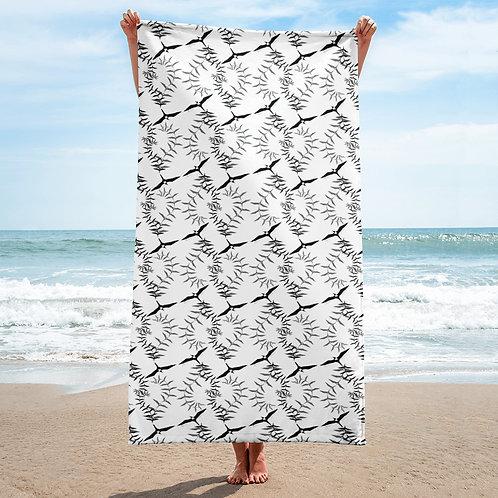 `Iwa Fern Pattern- Towel
