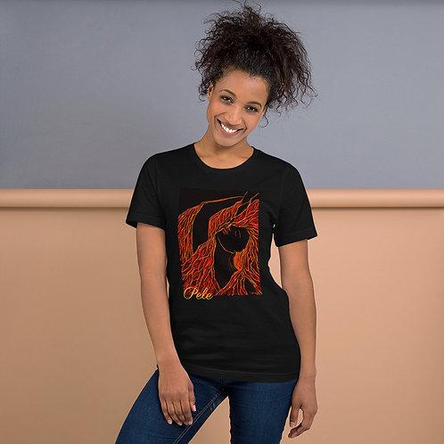 I See Pele (Signature)- Short-Sleeve Unisex T-Shirt