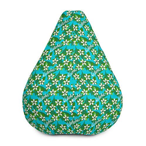 Aloha Tiare- Bean Bag Chair Cover