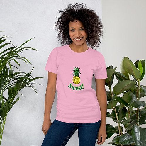Sweet Pineapple!- Short-Sleeve Unisex T-Shirt