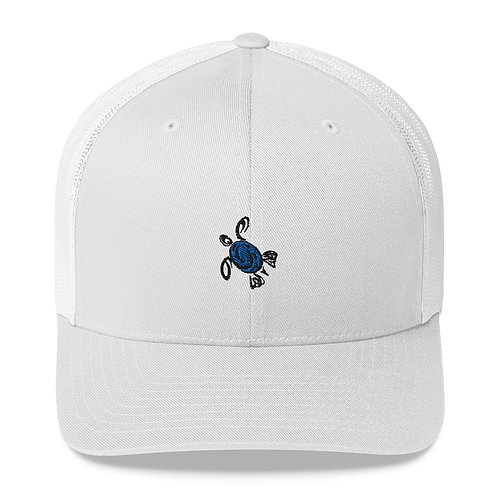 Poly Honu- Trucker Cap