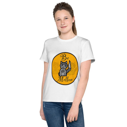 Be Mellow- By Rayn Souza Youth T-Shirt