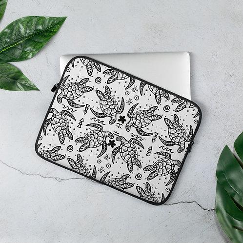 Honu Tatau- Laptop Sleeve