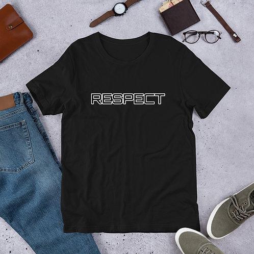 Respect- Short-Sleeve Unisex T-Shirt