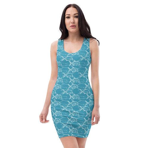 Ulua School- Sublimation Cut & Sew Dress