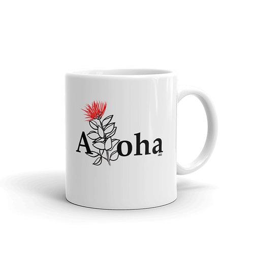 Aloha `Ohi`a- Mug