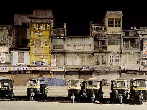 Frédéric Delangle Livre Ahmedabad + tirage