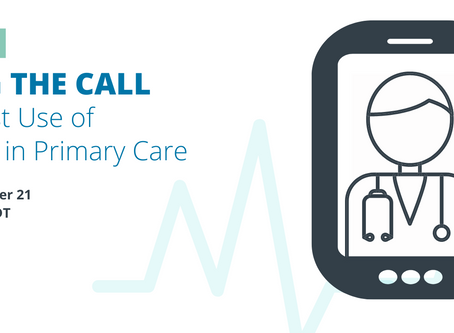 Telehealth and primary care: What's next?