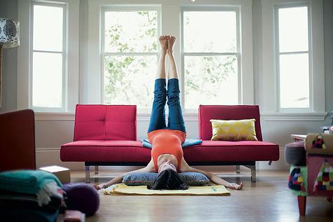 sarvangasana on couch.jpg
