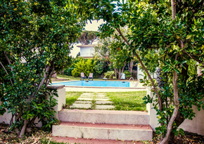 secret garden swimming pool