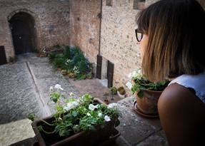 Castello di Santarcangelo di Romagna: matrimonio tradizionale e romantico