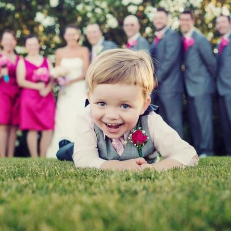 Matrimonio a prova di bambino