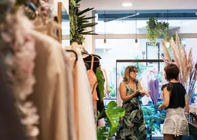 Bianca Collezione Milano: abiti da sposa minimal chic