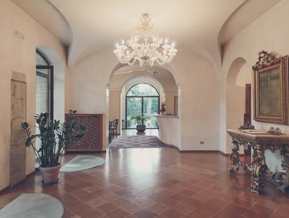 Villa Berloni sale interne