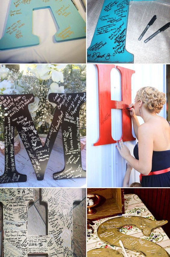 GUESTBOOK LETTERE