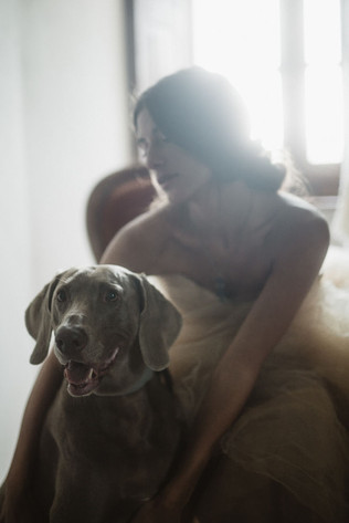Bride and Luna