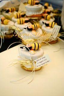 Matrimonio dolci come il miele: vasetto di miele