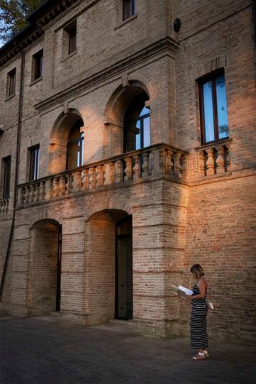 Villa Berloni esterno