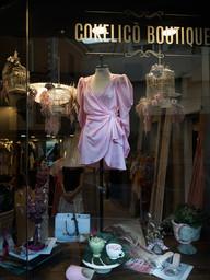 Cokelicò Boutique vestito rosa