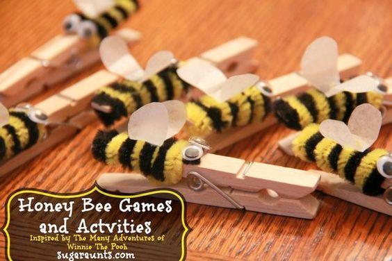 Matrimonio dolci come il miele: molettine con api