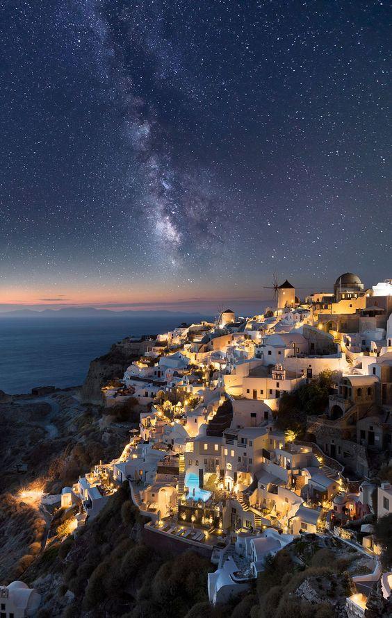 Consigli per la luna di miele perfetta: santorini grecia