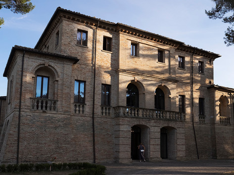 Villa Berloni, una location dall'anima eclettica