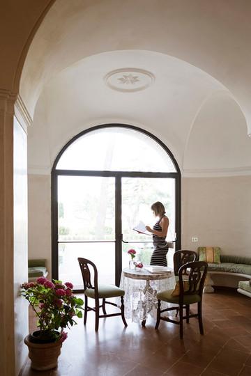 Villa Berloni sala interna