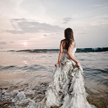 Trash the dress: 4 motivi per farlo!