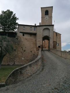 Palazzo Viviani a Montegridolfo