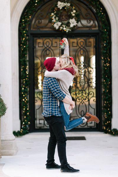 10 Idee regalo di Natale per la sposa: Foto fidanzamento