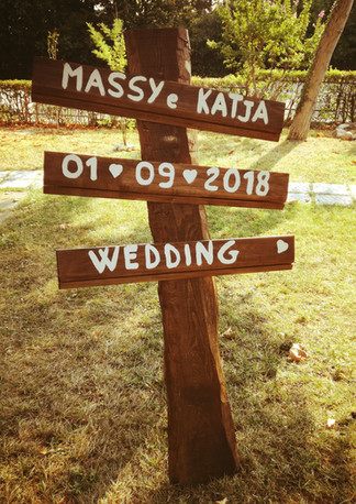 Massimo & Katja Wedding