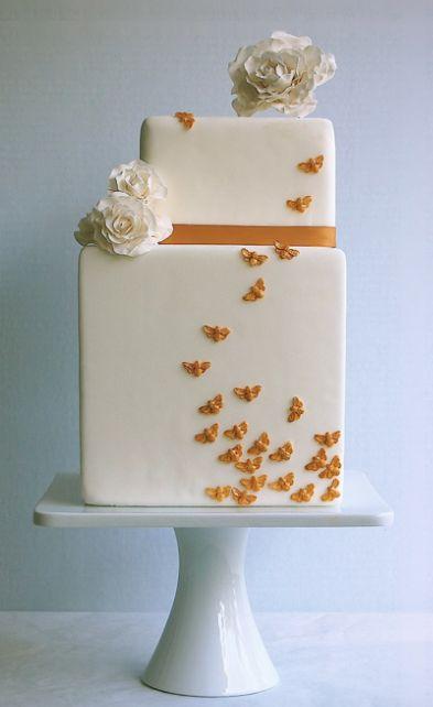 Matrimonio dolci come il miele: wedding 3D cake con api
