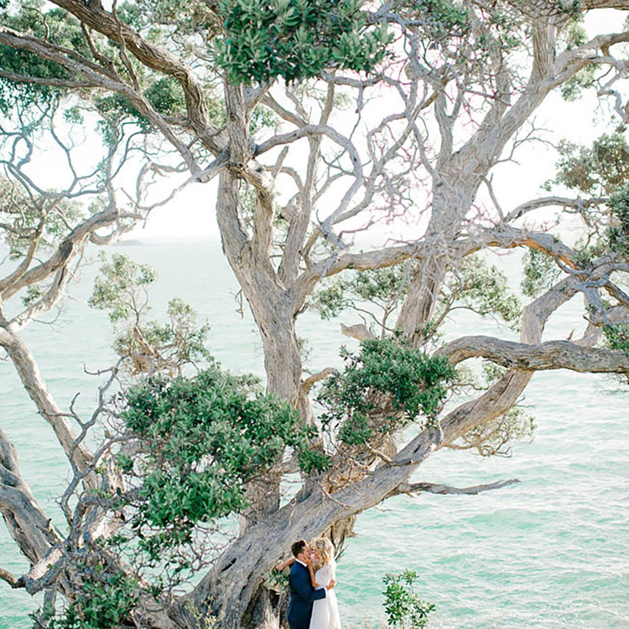 Elopment: sposi a Waiheke Island
