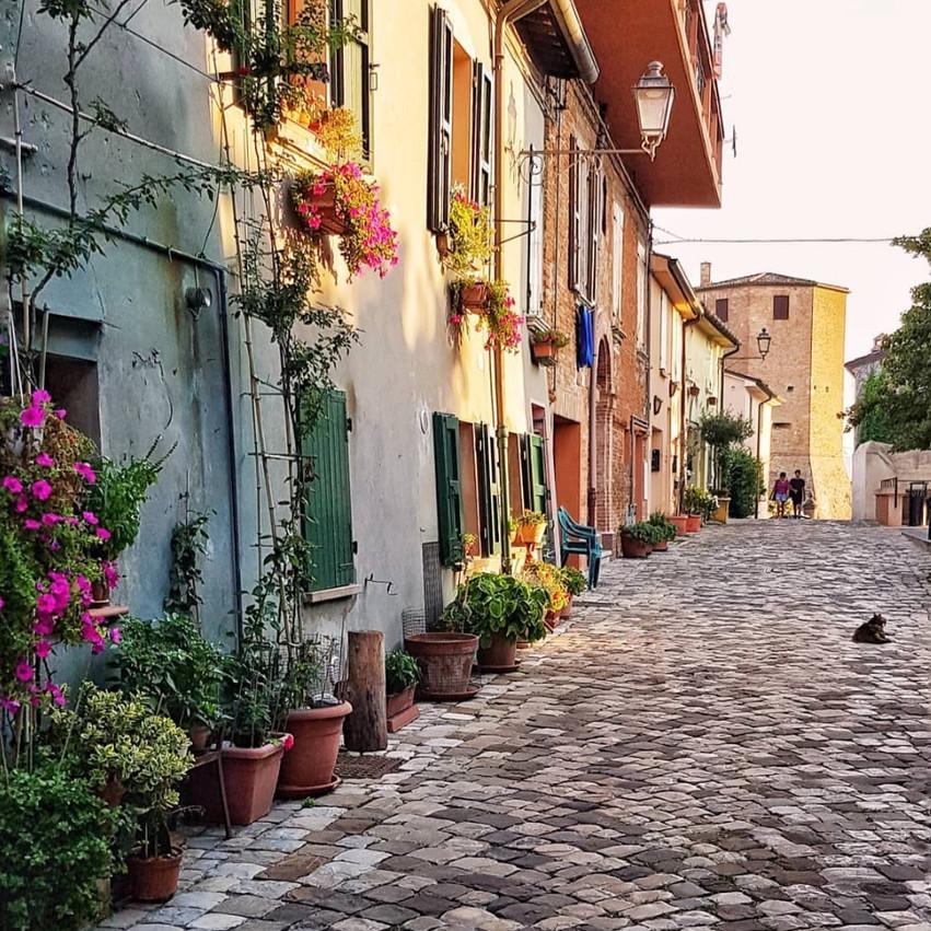 Vicoletto di Santarcangelo