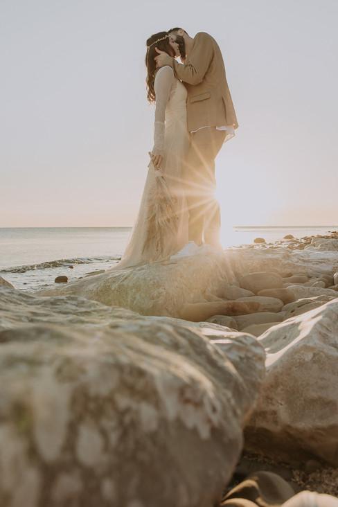 Matrimonio in spiaggia nelle Marche Baia Vallug ( (15).jpg