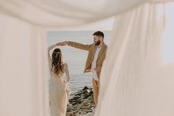 Matrimonio in spiaggia nelle Marche Baia Vallug ( (18).jpg