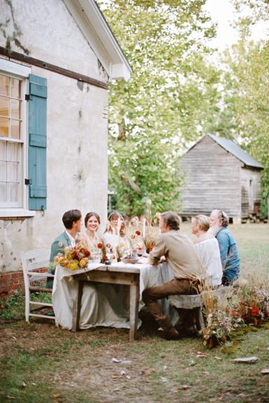 Micro Wedding ricevimento