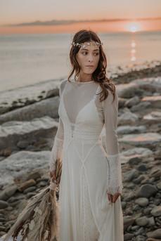Matrimonio in spiaggia nelle Marche Baia Vallug ( (20).jpg